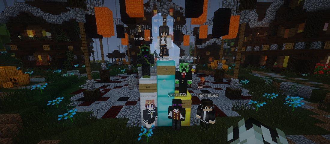 Scavenger Hunt Winners Screenshot